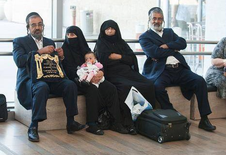 Kinder Abrahams – Moslems und Juden / Islam & Judentum Jewish-burka-466x320